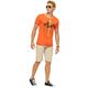 Summerfresh T-Shirt LUAN orange