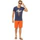 Summerfresh T-Shirt LUAN navy