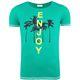 Summerfresh T-Shirt LUAN grün