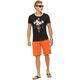 Summerfresh T-Shirt LUAN schwarz