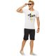 Summerfresh T-Shirt LUAN weiß