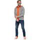 Summerfresh Cotton Jacket SWEAT grey melange