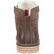 AC by Andy HILFIGER Winter boots with merino wool hellbraun