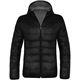 MALEXXIUS Jacket schwarz-grau