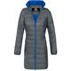 MALEXXIUS Winter jacket JULIA Women anthra-kobalt
