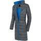 MALEXXIUS Winter jacket JULIA Men anthra-kobalt