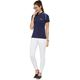 Damen Polo-Shirt OCEANS navy