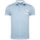 Polo shirt OCEAN-BLUE Men angel