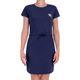 Damen Kleid DELIA navy
