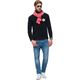 Fleece jumper BEPPO Men schwarz