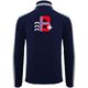 Fleece sweater TAMIO Men navy
