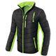 Winterjacket GRAPH schwarz-grün
