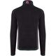Fleece sweater DRAGO Men schwarz