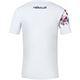 T-shirt BOA weiß-meliert