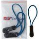 Zipper-Puller 3er Set JOY Unisex dunkelblau