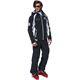 Ski jacket SCHWEDEN SKI Men schwarz-weiß