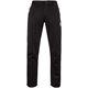 Softshell ski pants NORVEGIA schwarz