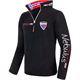 Fleece sweater SKANDINAVIA schwarz