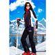 Softshell ski pants RACEPANT schwarz