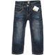 Kinder Kinder Jeans Usedlook dunkel 3er Pack dunkel