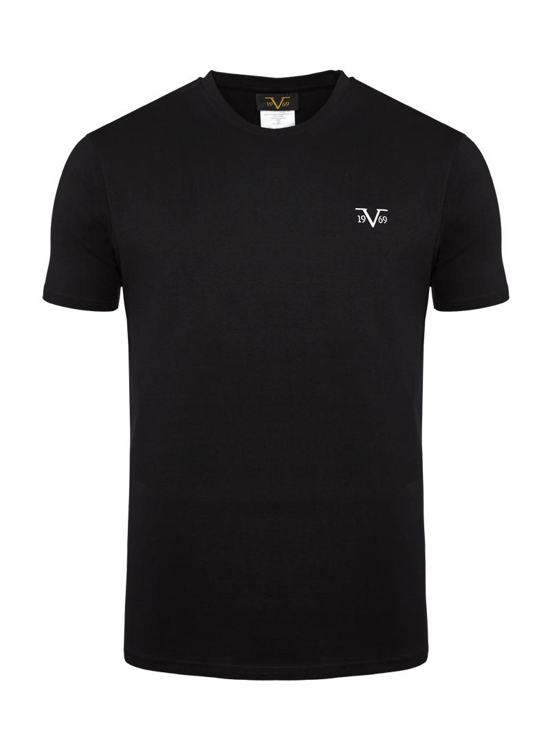 19V69-Versace-1969-3er-PACK-T-SHIRTS-Herren-schwarz-amp-weiss