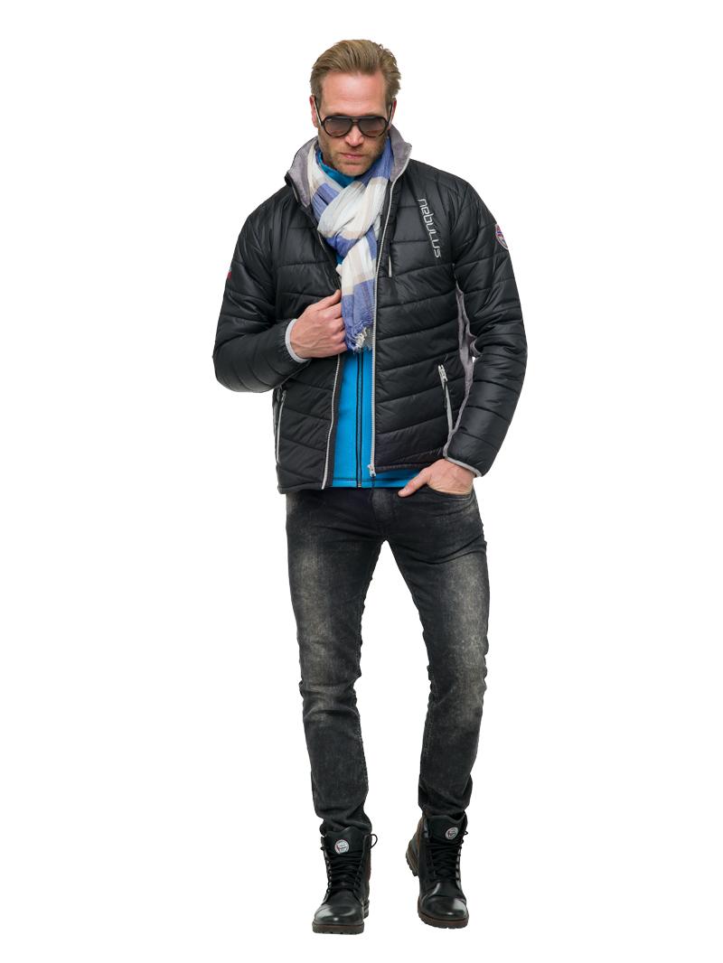 Nebulus-Glossy-Jacke-GRAPH-Stehkragen-Winterjacke-T787