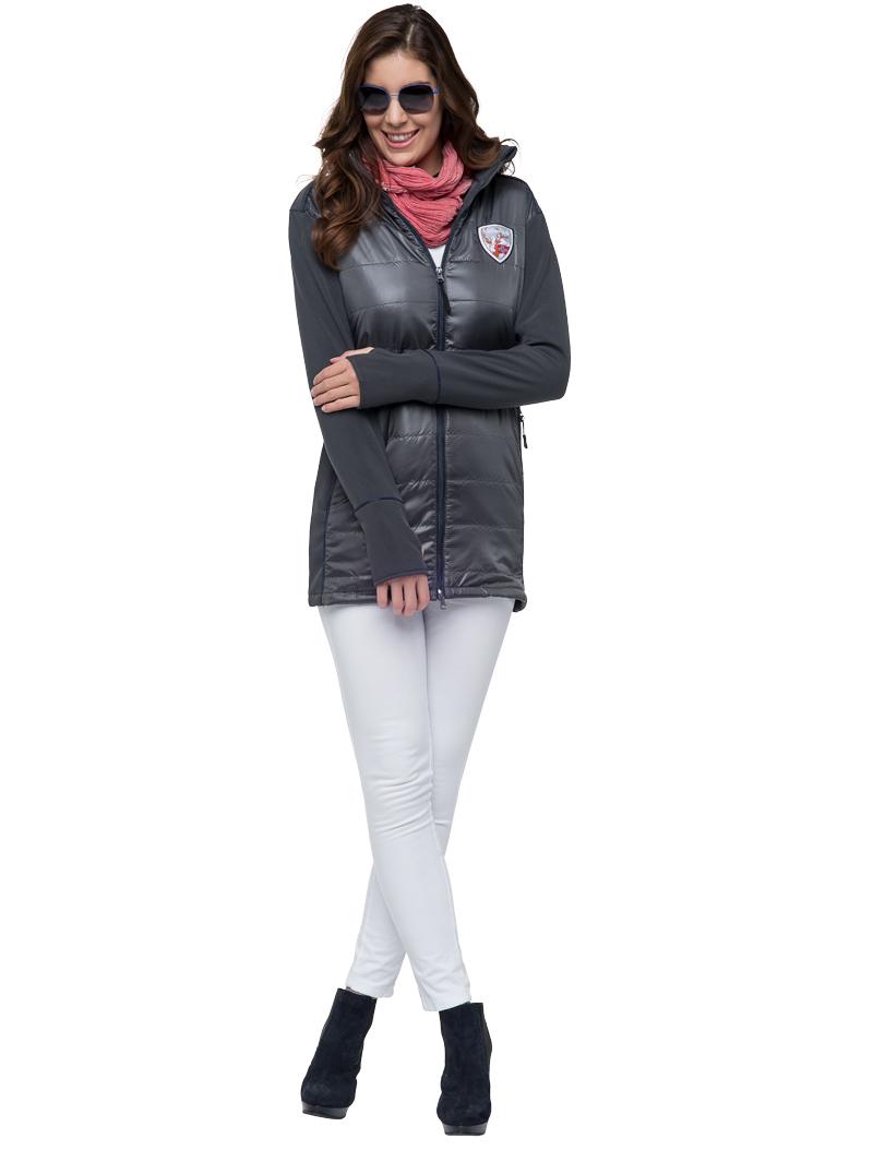 Details zu NEBULUS Softshell Glossy Mantel LIGHT, Damen, Mantel, Jacke, Hoody (T391)