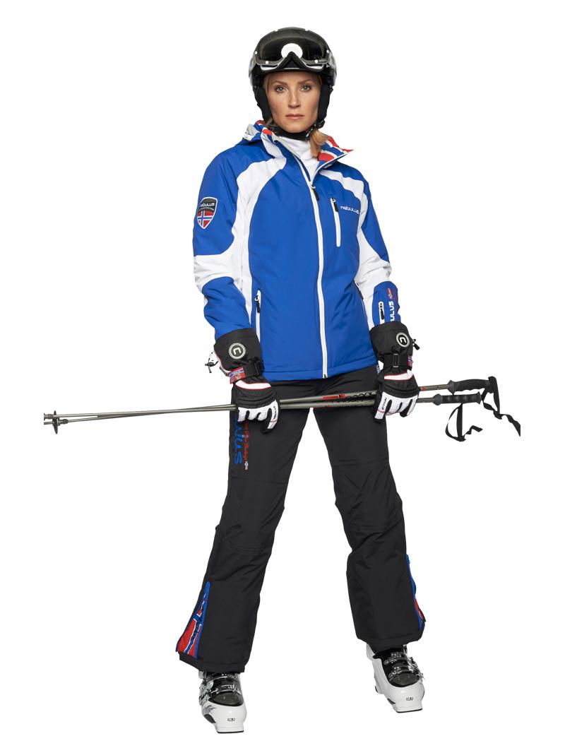 Nebulus Skijacke Davos Snowboardjacke Winterjacke