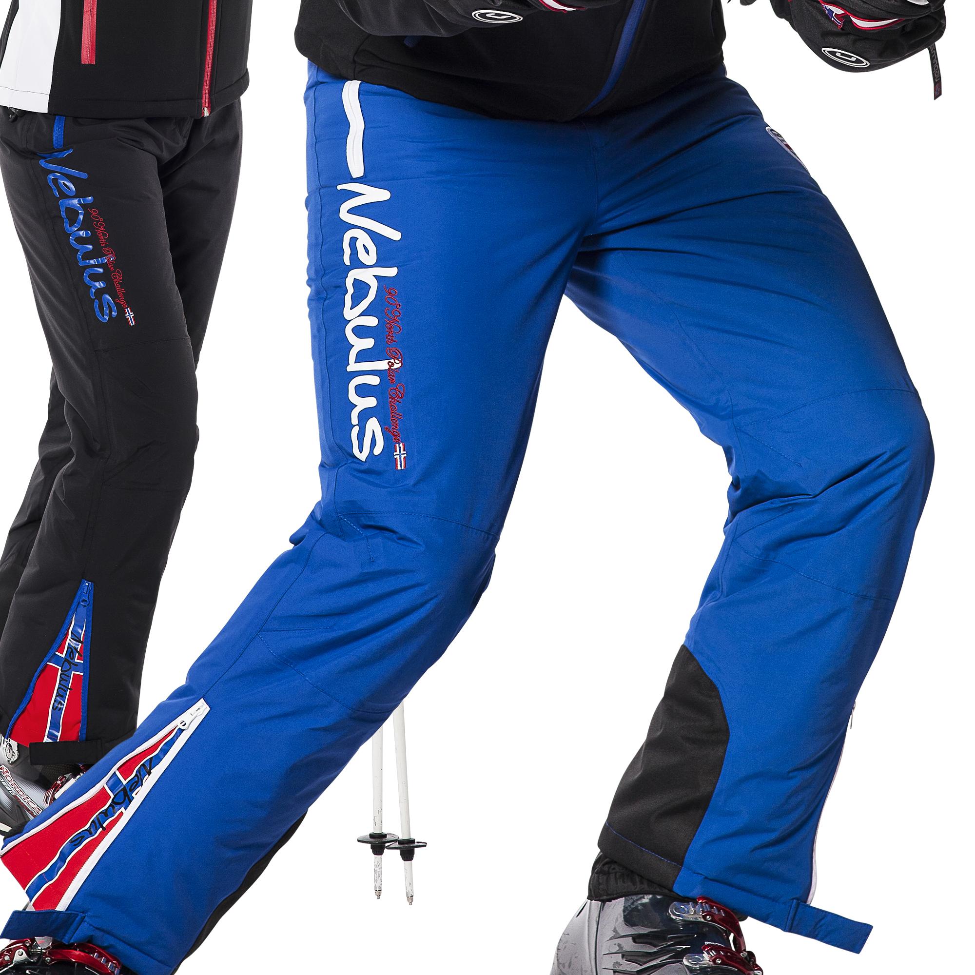 Nebulus Pantaloni da sci Downforce, Uomo/donna / bambini, sci, snowboard (T144)